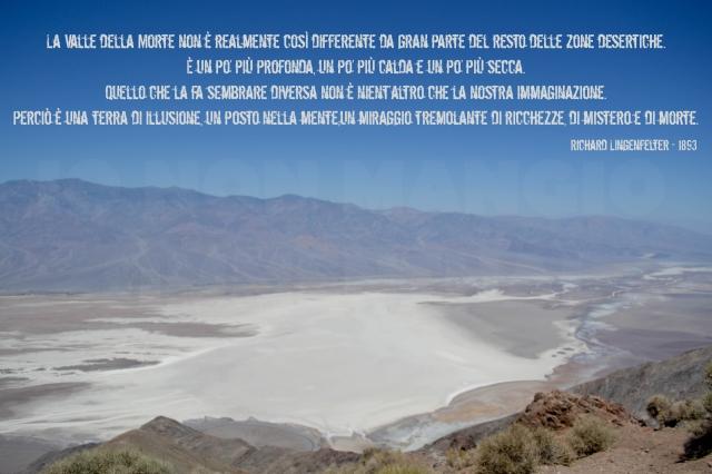 Valle della Morte, 2012