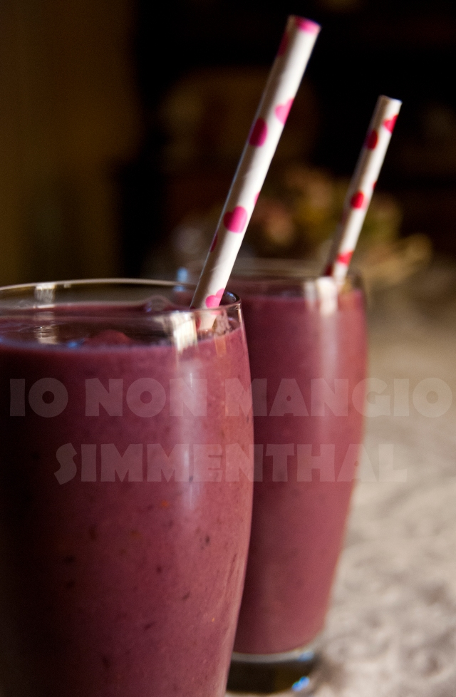 smoothie di more
