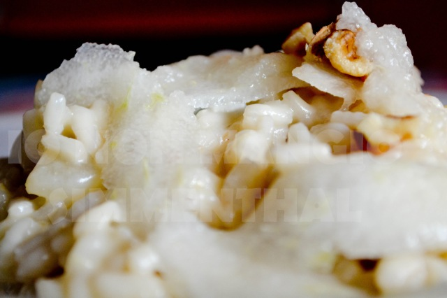 risotto gorgonzola e noci 2