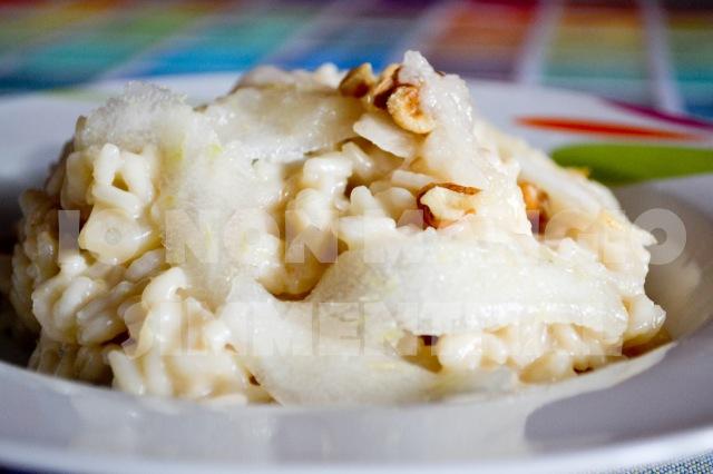 risotto pere e gorgonzola 1