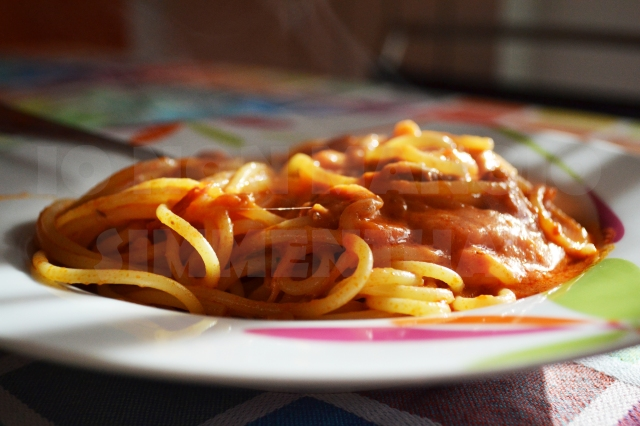 spaghetti filanti 1